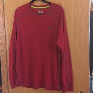 Under Armour loose fit all season gear thermal XL